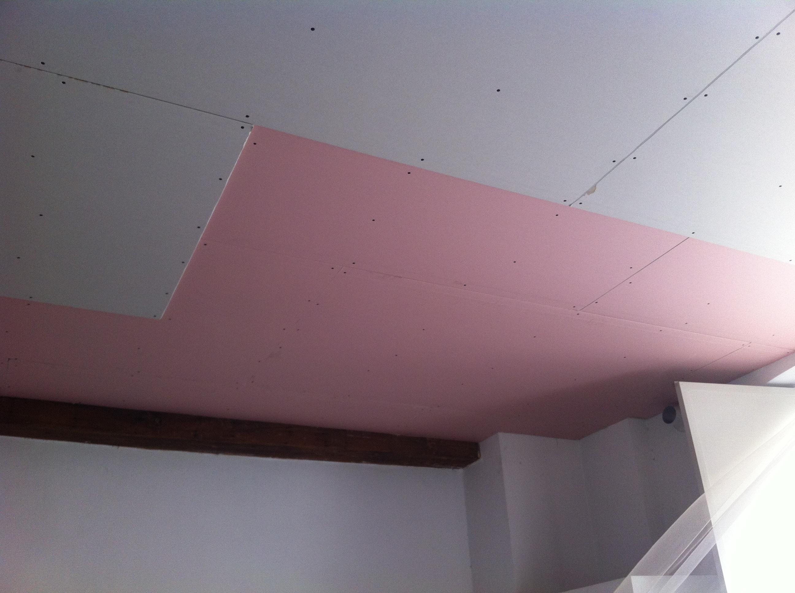 Isolamento acustico soffitto 2 mialno